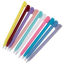 New 10x Plastic Touchylus Pen for Nintendo Ds Nds Lite Dsl R3Q5