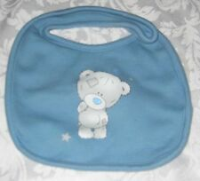 BABY BLUE VEST WITH BEAR