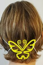 Face Mask Ear Saver Extender Butterfly 3D Printed. 18 Colors    Buy More To Save