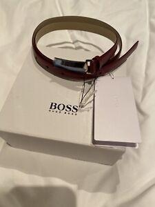 HUGO Boss Women's Belt