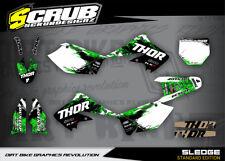 Kawasaki Dekor KXf 250 2004 2005 '04 '05 SCRUB motocross