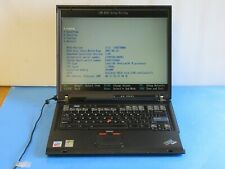 Lenovo Ibm Thinkpad T42 Type 2378-Fzu Intel 1.70Ghz 1Gb Sdram Laptop Notebook