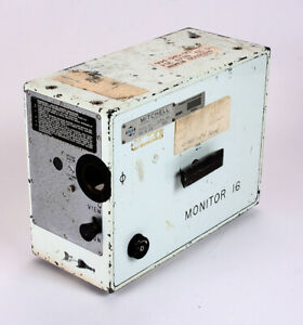 MITCHELL MONITOR 16 HIGH-SPEED CAMERA BODY, MODEL HS-16-E4 (UNTESTED)/215187