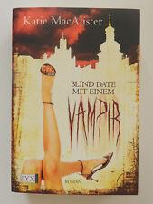 Katie MacAlister Blind Date mit einem Vampir Roman Lyx