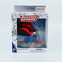 NEW Schleich DC Comics Justice League Superman Statue - Hand Painted - Retired