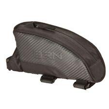 Fahrradtasche, Oberrohrtasche, Rahmentasche, wasserfest – 19 cm – schwarz