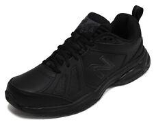 New Balance 624 Men's Fashion Sneakers Casual Shoes (D) Black MX624AB5