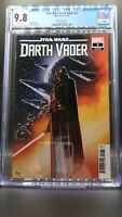 DARTH VADER #3 CGC 9.8 1:25 Kuder Variant Star Wars (Marvel 2020)