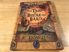 The Tales of Beedle the Bard by J K Rowling: New 1st Edition