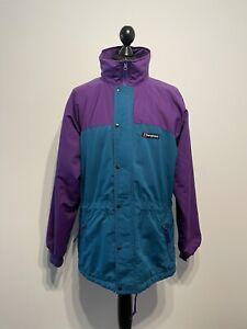 VTG Berghaus Gemini GTX ZX Waterproof Jacket / Coat (Mens / Size: Large)