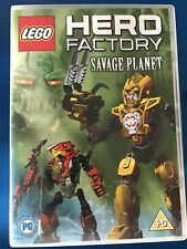 LEGO HERO FACTORY ~Savage Planet~ 2011 ANIMATO Fantascienza Avventura UK DVD