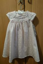 Spotted mamas & papas Formal Dresses (0-24 Months) for Girls