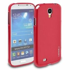 Red Fitted Cases/Skins for Samsung Galaxy S4