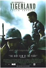 TIGERLAND Movie POSTER 27x40 B Colin Farrell Matthew Davis Clifton Collins Jr.