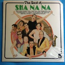 Sha-Na-Na-The Best Of- 1977 Buddah-COMP-LIVE  M-/M  FACTORY SEALED