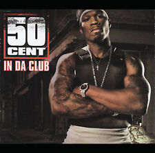In Da Club [Single] by 50 Cent (CD, Sep-2000, Epic)