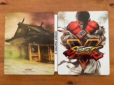 Street Fighter V 5 Steelbook - ohne Spiel