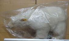 Märklin - Steiff ijsbeer SPECIAAL EN BEPERKT USA ALASKA Märklin ca 35 x 50 cm
