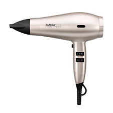 BaByliss Pro Spectrum Hairdryer - White Frost (Genuine product)