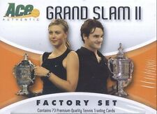 2008 Ace Authentic Grand Slam Series 2 Tennis Set