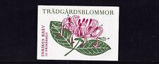 Sweden - 1997 Garden Flowers (Booklet) - U/M - SG 1918-22 x2