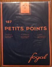Fogal Petits Points Tights pantyhose Black Large