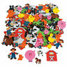 Self-Adhesive Farm Shapes - Craft Supplies - 500 Pieces