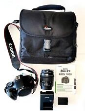 Canon EOS Rebel T3 Digital SLR Camera KIT with EF-S 18-55mm f/3.5-5.6 IS II Lens