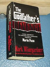 The Godfather's Revenge by Mark Winegardner FREE SHIPPING 9780451222534