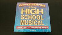 HIGH SCHOOL MUSICAL EL MUSICAL DISNEY NUEVO PRECINTADO NEW DESCATALOGADO!
