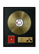 """Rgm1071 Carpenters A Song For You Gold Disc 24K Plated Lp 12"""""""
