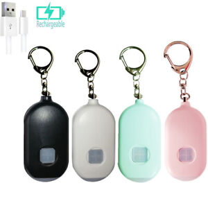 Wholesale Safe Sound Personal Alarm Keychain Loud Alert 130db Self-Defense Siren