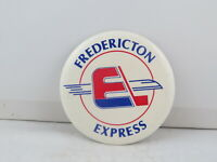 Vintage AHL Hockey Pin - Fredericton Express - Celluloid Pin