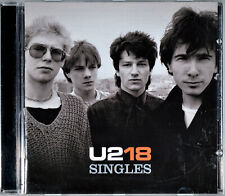 18 Singles by U2 [Canada - Mercury 2006] - NM/M