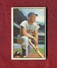 1953 BOWMAN COLOR #8 AL ROSEN CLEVELAND INDIANS    NMT+ / NMMT