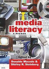 The International Handbook of Media Literacy by Donaldo P. Macedo (2007,...