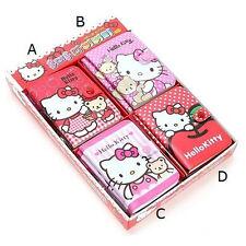 Hello Kitty Mini Button Up Diary : 1PC Random