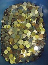 // Lote de 2 kilos kg kilogramos monedas mundiales \