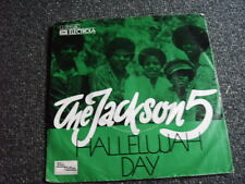 The Jackson Five-Hallelujah Day 7 PS-Made in Germany-Michael Jackson
