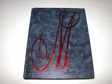 Murrieta Valley High School Nighthawks California 1997 Hardback Yearbook