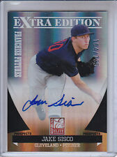 JAKE SISCO 2011 ELITE FRANCHISE FUTURES AUTO 164/735