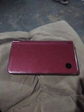 Nintendo DSi XL Burgundy Tested and already Factory Reset!!!