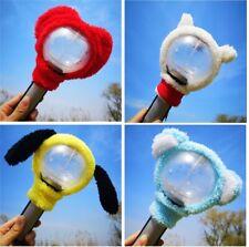 BTS Army Light Stick BT21 Cover Kpop Tata, Koya, Shooky, Cooky, RJ, Mang, Chimmy