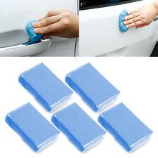 5 Set Reinigungsknete Lehm Stab F. Auto Selbstreinigung entfernen Reiniger Blau