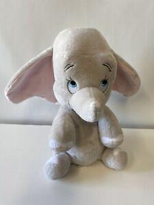 Disney Parks Disney Babies Dumbo Elephant Plush Toy Stuffed Animal Doll Cute