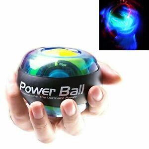 Wrist Forearm Trainer Powerball Arm Strengthener Gyroscopic Exerciser Balls Gift
