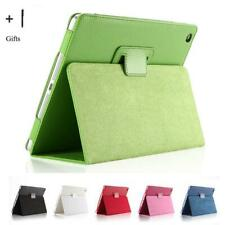 For Apple iPad All PRO AIR MINI Leather Smart Stand Flip Folio Book Cover Case