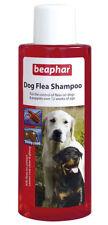 Articles de toilettage et d'hygiène rouge pour chien