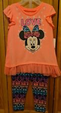 Disney Baby 24 Month Top & Leggings, New w/tags, Perfect!