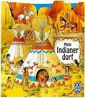 Mein Indianerdorf von Norbert Landa | Buch | Zustand gut